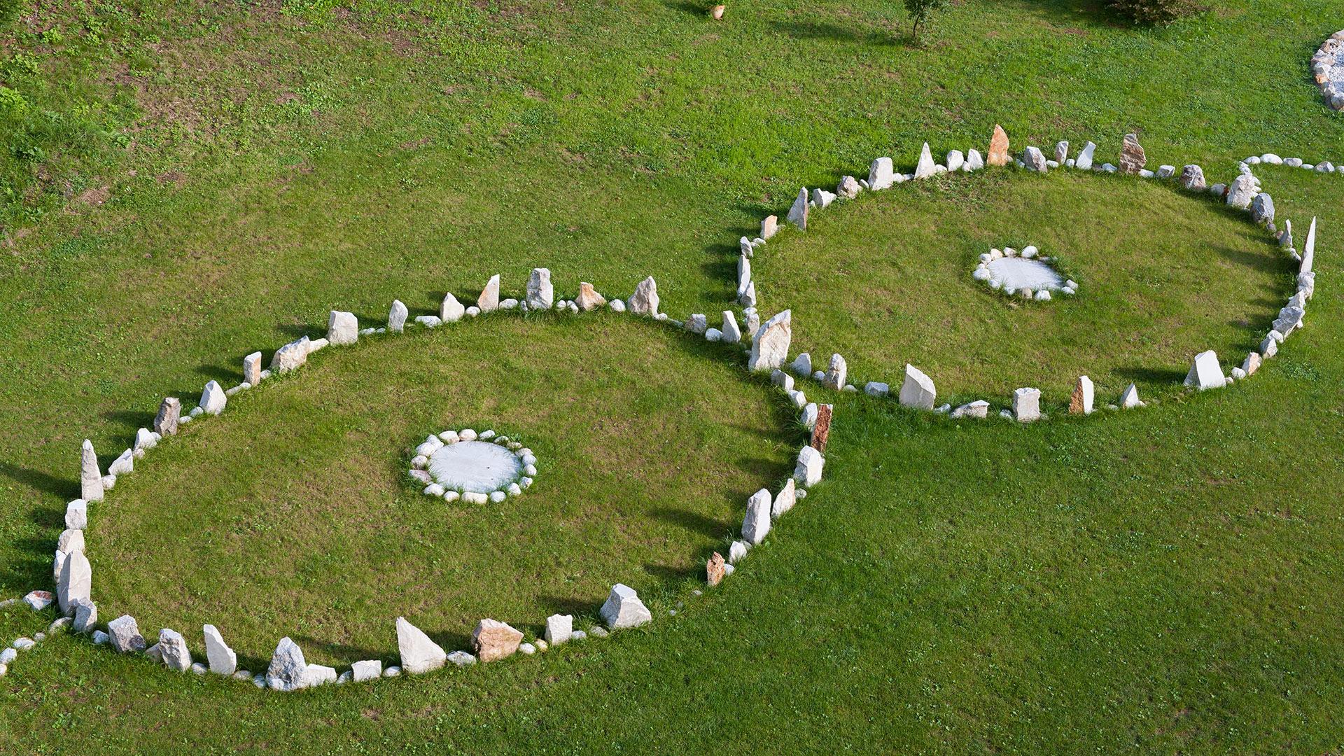 Energijski park, natural healing park, energijske točke, energetske točke