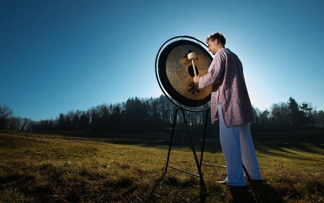 Zvočna kopel z gongom
