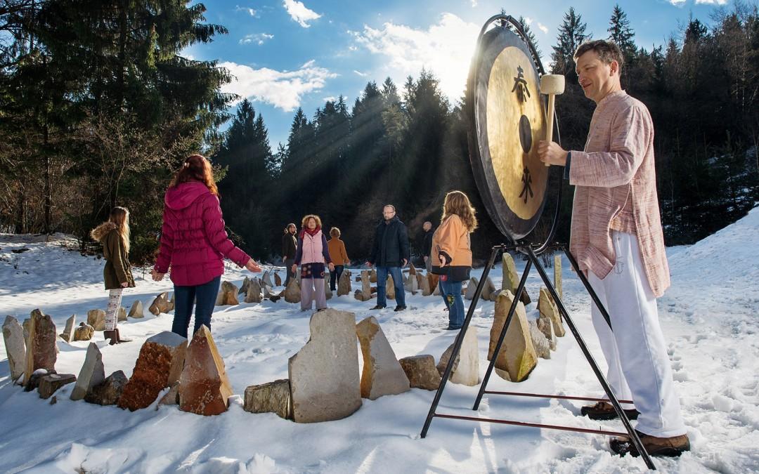 Praznovanje zimskega solsticija in kozmičnega božiča
